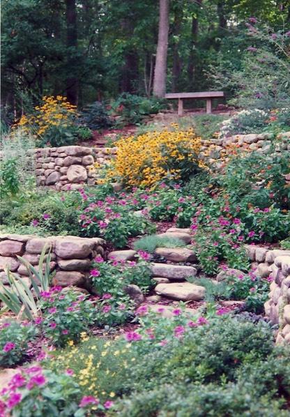 Hillside%20erfly%20garden Rain Garden Design Hillside on rain garden chicago, rain garden new jersey, rain garden kirkland,