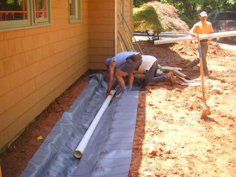 Innovative Dry Creek Beds And Drainage Solutions