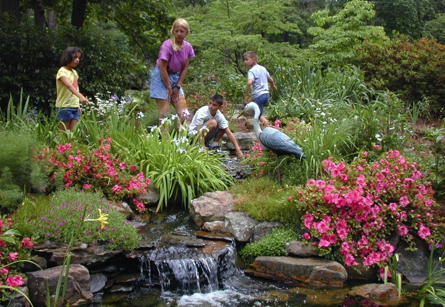 Nature Play Atlanta Home Garden Design
