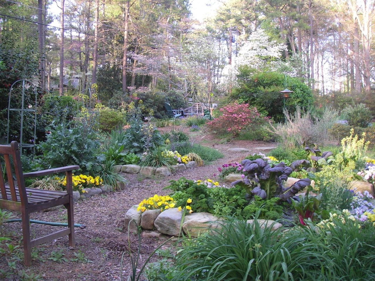 Organic Edible Gardens
