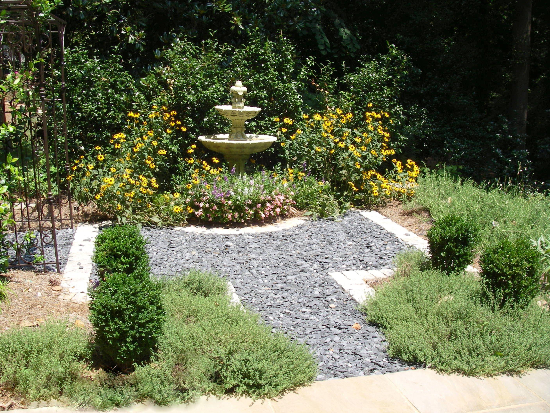 Herb Garden Fountain Copy